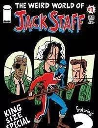 The Weird World of Jack Staff King-Size Special