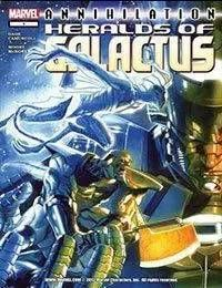 Annihilation: Heralds Of Galactus