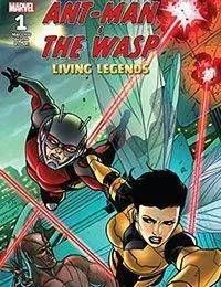 Ant-Man & The Wasp: Living Legends