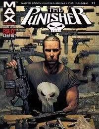 The Punisher: Frank Castle MAX