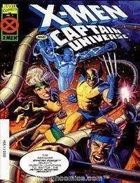 The X-Men And Captain Universe: Sleeping Giants