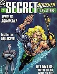 Aquaman Secret Files
