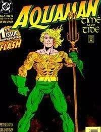 Aquaman: Time and Tide