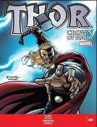 Thor: The Crown of Fools