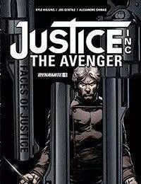 Justice Inc the Avenger (2017)