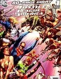 Justice League of America 80 Page Giant