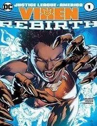 Justice League of America: Vixen Rebirth