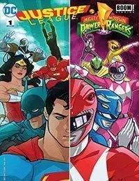 Justice League/Mighty Morphin Power Rangers