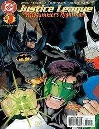 Justice League: A Midsummers Nightmare