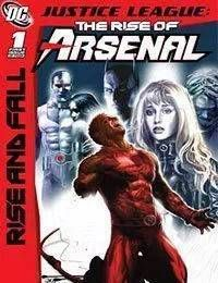 Justice League: The Rise of Arsenal