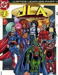 Justice Leagues: Justice League of Aliens