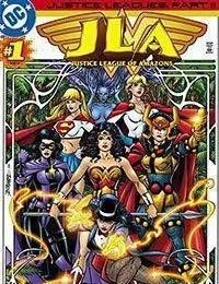 Justice Leagues: Justice League of Amazons