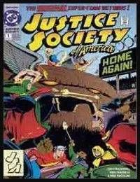 Justice Society of America (1992)