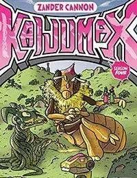 Kaijumax: Season Four
