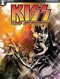 KISS: Blood and Stardust