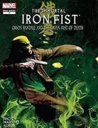 The Immortal Iron Fist: Orson Randall and The Green Mist of Death