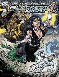Untold Tales of Blackest Night