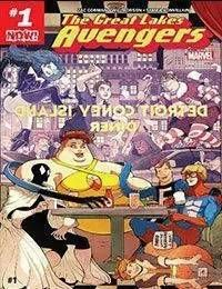 The Great Lakes Avengers