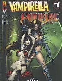 Vampirella/Witchblade: The Feast