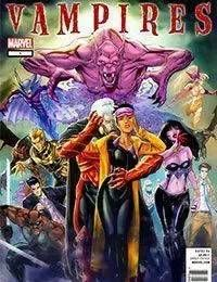 Vampires: The Marvel Undead
