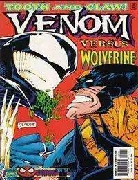 Venom vs Wolverine - Tooth and Claw