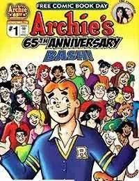 Archies 65th Anniversary Bash, Free Comic Book Day Edition