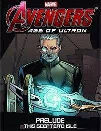 Avengers: Age of Ultron Prelude - This Sceptred Isle Infinite Comic