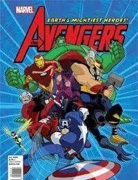 Avengers: Earths Mightiest Heroes (2011)