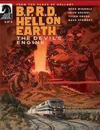 B.P.R.D. Hell on Earth: The Devils Engine