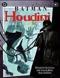 Batman/Houdini: The Devils Workshop