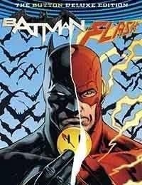 Batman/The Flash The Button Deluxe Edition