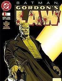 Batman: Gordons Law