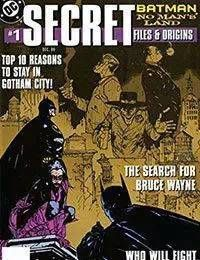 Batman: No Mans Land Secret Files