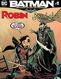 Batman: Prelude To the Wedding: Robin vs. Ras Al Ghul
