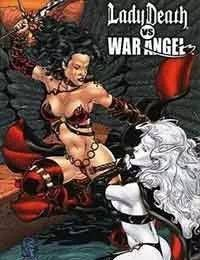 Brian Pulidos Lady Death vs War Angel