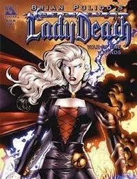 Brian Pulidos Medieval Lady Death: War of the Winds