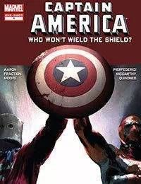 Captain America: Who Wont Wield the Shield?