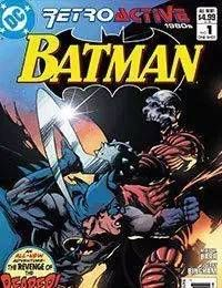 DC Retroactive: Batman - The 80s