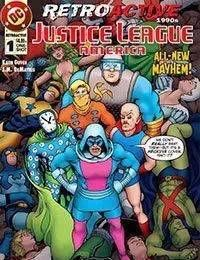 DC Retroactive: JLA - The 90s