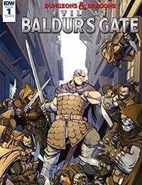 Dungeons & Dragons: Evil At Baldurs Gate