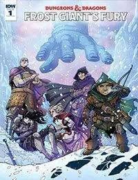 Dungeons & Dragons: Frost Giants Fury