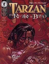 Edgar Rice Burroughs Tarzan: The Rivers of Blood