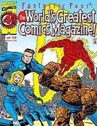 Fantastic Four: Worlds Greatest Comics Magazine