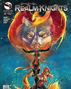 Grimm Fairy Tales presents Realm Knights: Age of Darkness