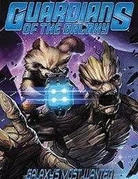 Guardians of the Galaxy: Galaxys Most Wanted
