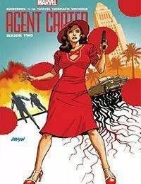 Guidebook to the Marvel Cinematic Universe - Marvels Agent Carter Season Two
