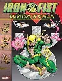 Iron Fist: The Return of Kun Lun