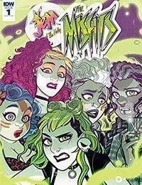 Jem and the Holograms: The Misfits: Infinite