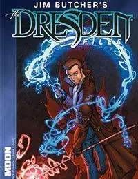 Jim Butchers The Dresden Files: Fool Moon