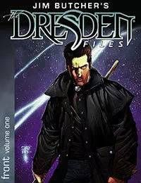 Jim Butchers The Dresden Files: Storm Front